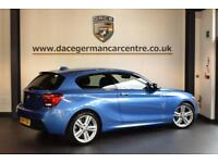 2014 14 BMW 1 SERIES 2.0 120D M SPORT 3DR AUTO 181 BHP DIESEL