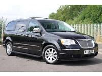 Chrysler Grand Voyager Crd Limited DIESEL AUTOMATIC 2009/58