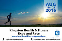 Kingston Health & Fitness Expo and Race