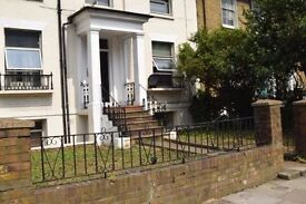 NICE SPACIOUS SELF CONTAINED STUDIO FLAT - VICTORIAN BUILDING