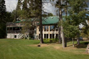 LODGE FOR SALE