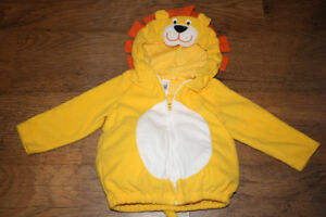 Costume de lion - enfant