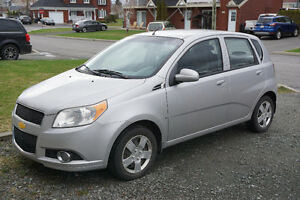 Chevrolet Aveo 2009 LS - hatchback (négociable)