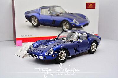 CMC 1:18 1962 Ferrari 250 GTO M-151 Blue