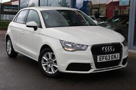 2014 AUDI A1 1.6 TDI SE GBP0 TAX, LOW MILES and ALLOYS