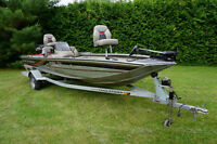 Bass Tracker ProTeam 175 Special Edition - Manotick