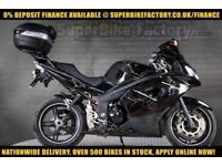 2011 11 TRIUMPH SPRINT ST 1050CC 0% DEPOSIT FINANCE AVAILABLE