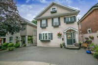Gorgeous Home Loaded With Charm In Newmarket's Main Street Area!