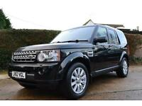 2012 LAND ROVER DISCOVERY 4 3.0 SDV6 HSE 7 SEATER ESTATE DIESEL
