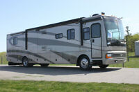 2004 Fleetwood Discovery -  40' DIESEL PUSHER, 4 SLIDES, $81,900