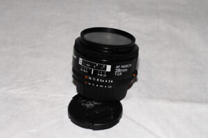 Mint Nikon Nikkor Lenses, 28mm f2.8, 50mm f2, 24mm f2.8AI to NEX