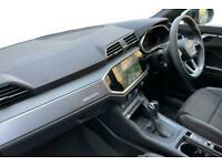 2019 Audi Q3 S line 35 TFSI 150 PS S tronic Semi Auto Hatchback Petrol Automati