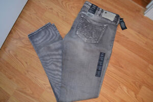 SILVER NEW JEANS