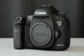 canon 5d Mark iii (3) with 24-105mm F4 L-series lens