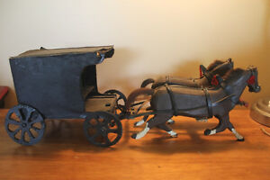 Vintage Folk Art Horse and Buggy London Ontario image 1
