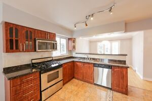 Recently Renovated 4+3 Bedroom House in Willowdale for Rent