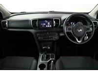 2018 Kia Sportage 1.7 CRDi ISG 2 5dr DCT Auto SUV Diesel Automatic