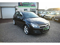 Vauxhall Astra 1.8i 16v ( 140ps ) 2007MY SRi+BLACK+STUNNING
