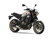 Yamaha XSR 700 ABS X Tribute 6.9% APR Free Tracker SAVE £603