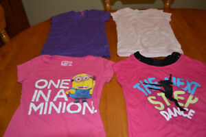 Girl Size Small/5T TShirts