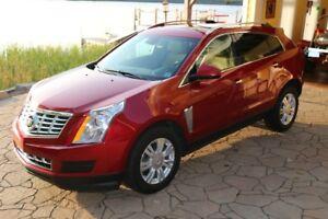 MINT 2014 Cadillac SRX Luxury SUV - 45,000 KMS
