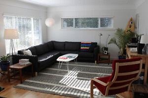 Furnished two bedroom plus den suite - Oaklands - Avail July 201