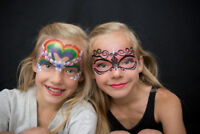 Face Painting - Imagination comes to life...