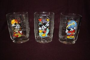 Verres de collection McDonald Disney 2000 West Island Greater Montréal image 1