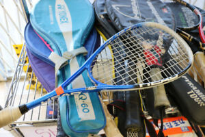**INDIVIDUALLY PRICED** Assortment of Tennis Racquets (#325)