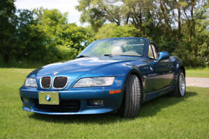 BMW Z3 3.0i M 2001 parfait état !!!