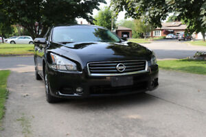 2014 Nissan Maxima Sport CLEAN Car Proof, Tinted Windows