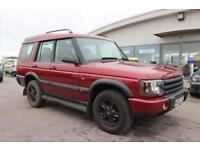 2003 03 LAND ROVER DISCOVERY 2.5 TD5 S 5D 136 BHP DIESEL