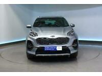 2020 Kia Sportage 1.6 T-GDi GT-Line DCT AWD (s/s) 5dr SUV Petrol Automatic