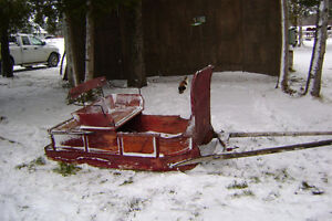 sleighs a vendre