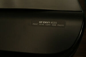 Printer HP 4520 series 3 in one