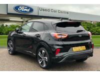 2020 Ford Puma 1.0 EcoBoost Hybrid mHEV 155 ST-Line X 5dr Hatchback Petrol Manua