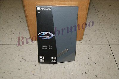 Halo 4 Limited Edition w/ 14-day Live Gold Trial Xbox 360 NEW SEALED for sale  Shipping to Canada