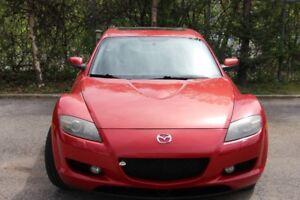 2005 Mazda RX-8 Coupé (2 portes)
