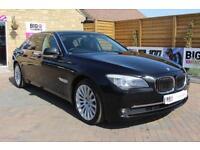 2011 BMW 7 SERIES 730LD SE SALOON DIESEL