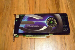 Geforce 8800 GT Graphics Card