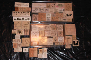 STAMPIN UP STAMPS & MANY OTHERS