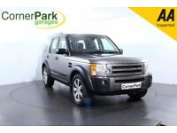 2008 LAND ROVER DISCOVERY 3 TDV6 XS ESTATE DIESEL