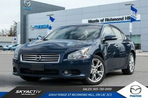 2014 Nissan Maxima SV LEATHER*SUNROOF*ALLOYS