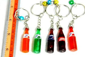 # 069 - Porte-clefs en forme de bouteille de liqueur , Coca-Cola