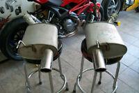 Mustang GT CS 4.6L 2005 - 2009 OEM Original Muffler Exhaust Pipe