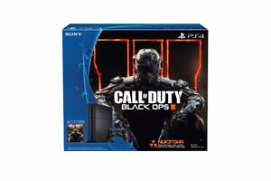 BRAND NEW SEALED SONY PLAYSTATION 4 CALL OF DUTY BLACK OPS 3
