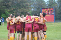 Aussie Rules Football in Guelph