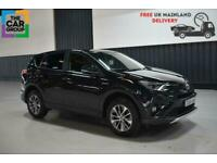 2016 Toyota RAV4 2.5 VVT-I BUSINESS EDITION PLUS 5d 197 BHP - 1 OWNER - 2 KEYS -
