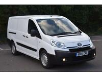 2.0 L2H1 HDI 1200 P/V 6D 127 BHP LWB DIESEL MANUAL PANEL VAN 2015