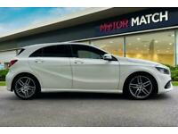 2016 Mercedes-Benz A Class A 160 AMG LINE Hatchback Petrol Manual